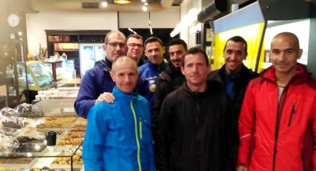 Με 17 αθλητές ο Σύλλογος Δρομέων Υγείας Μεσσηνίας στο Μαραθώνιο Ναυπλίου