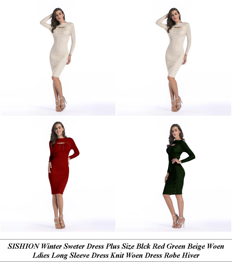 Petite Dresses - Sandals Sale Uk - Sweater Dress - Cheap Designer Clothes Womens