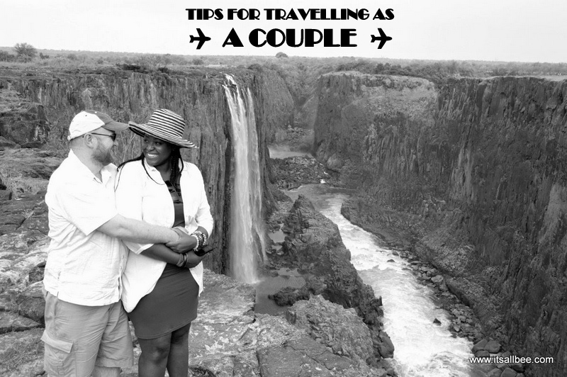 Victoria Falls, Zambia - Couples Travel | Tips For Travelling As A Couple - www.itsallbee.com