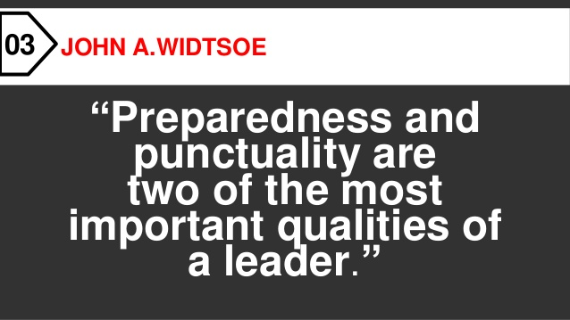 tardiness education and punctuality Is the character of punctuality working in you here is how you can find out  lateness, tardiness, hindering others and procrastination are all opposites.