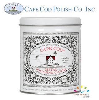 CAPE COD Polishing Combo Set G (Economy Size In Decorative Tin)