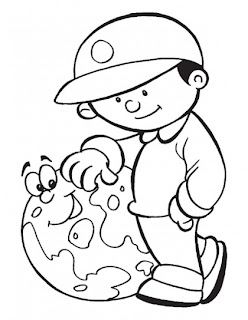 earth day coloring pages 2013 - photo#21
