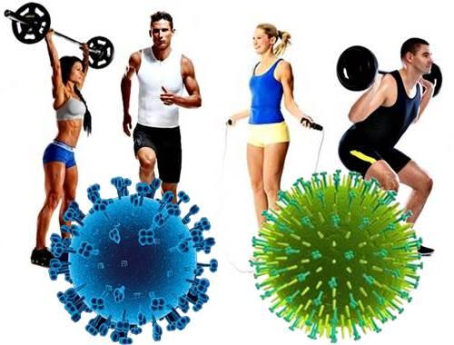 El ejercicio moderado puede ayudar a combatir la gripe