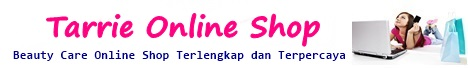 Website Tarrie Online Shop