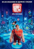 ralph breaks the internet wreckit ralph poster