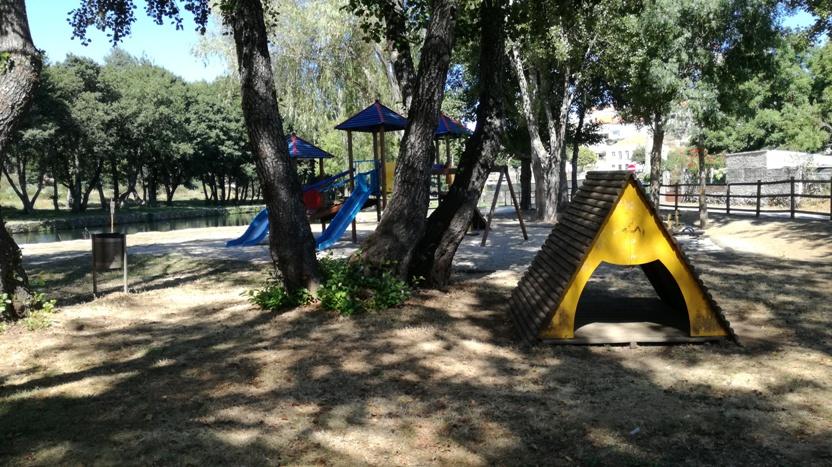 Parque Infantil da Praia Fluvial da Devesa