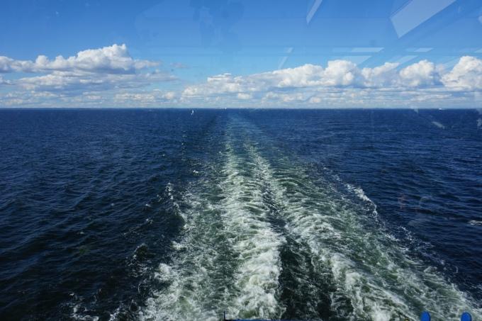 Megastar, Tallink Silja - risteilyllä Helsingistä Tallinnaan