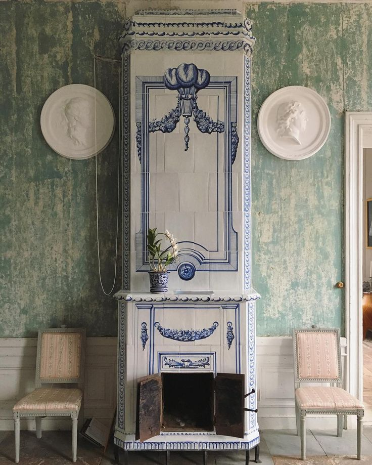 Gustavian Style Is A Decorating Style Named After King Gustav III Of Sweden.