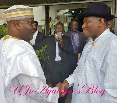 Atiku and Jonathan Meet Over 2019 Presidency as Ex VP May Declare for PDP Soon