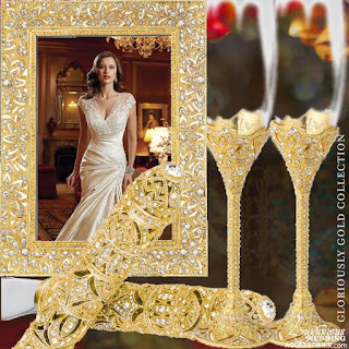 Luxurious Wedding Accessories