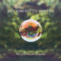 Disco PETE ROSS AND THE SAPPHIRE - The boundless expanse