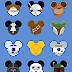 Personajes de Star Wars en Cabezas de Mickey.