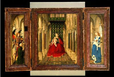 Jan van Eyck - Flugelaltar