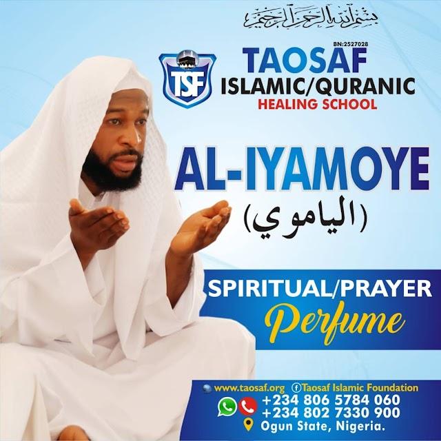 Why I Produce Spiritual Perfumes - Sheikh Mustapha Taoreed