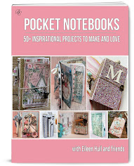 Get your copy of Pocket Notebooks with Eileen Hull (click the image below)