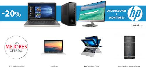Mejores Ofertas portátiles HP y Lenovo de Carrefour