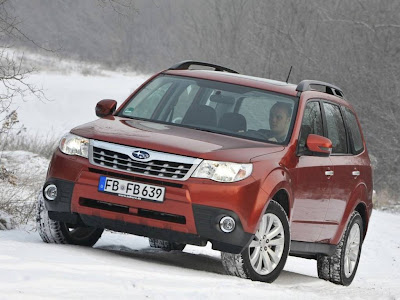 Subaru Forester Off Road Normal Resolution HD Wallpaper 5
