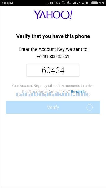 Cara Membuat Akun Email Baru di Yahoo Indonesia