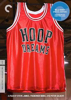 Hoop Dreams movie poster