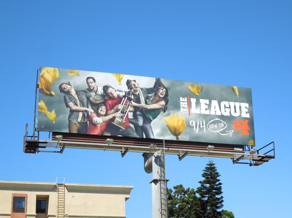 The League season 5 billboard