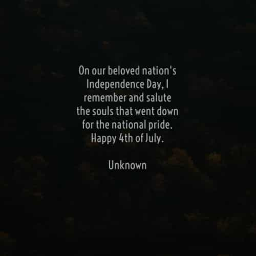 Independence day quotes that will inspire you positively