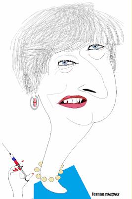 CASO SKRIPAL | Oito mentiras de Theresa May