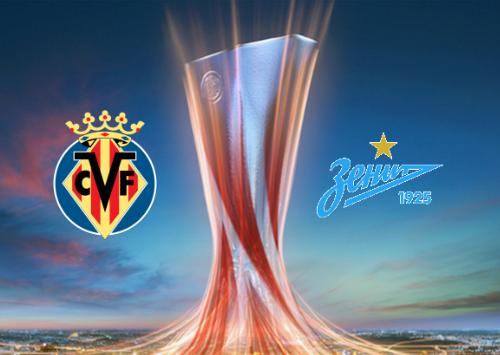 Villarreal vs Zenit St. Petersburg - Highlights 14 March 2019