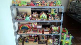 Sebutik Toko Mainan Anak di Yogyakarta