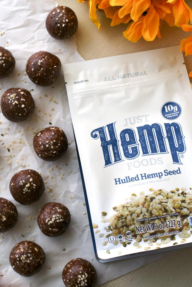 Hemp Seed Super Balls | thetwobiteclub.com