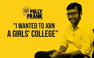"""""""I wanted to join a girls' college""""