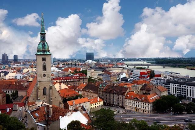 Visita Bratislava