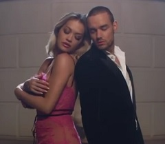 Rita Ora e Liam Payne na trilha de 50 Tons de Liberdade