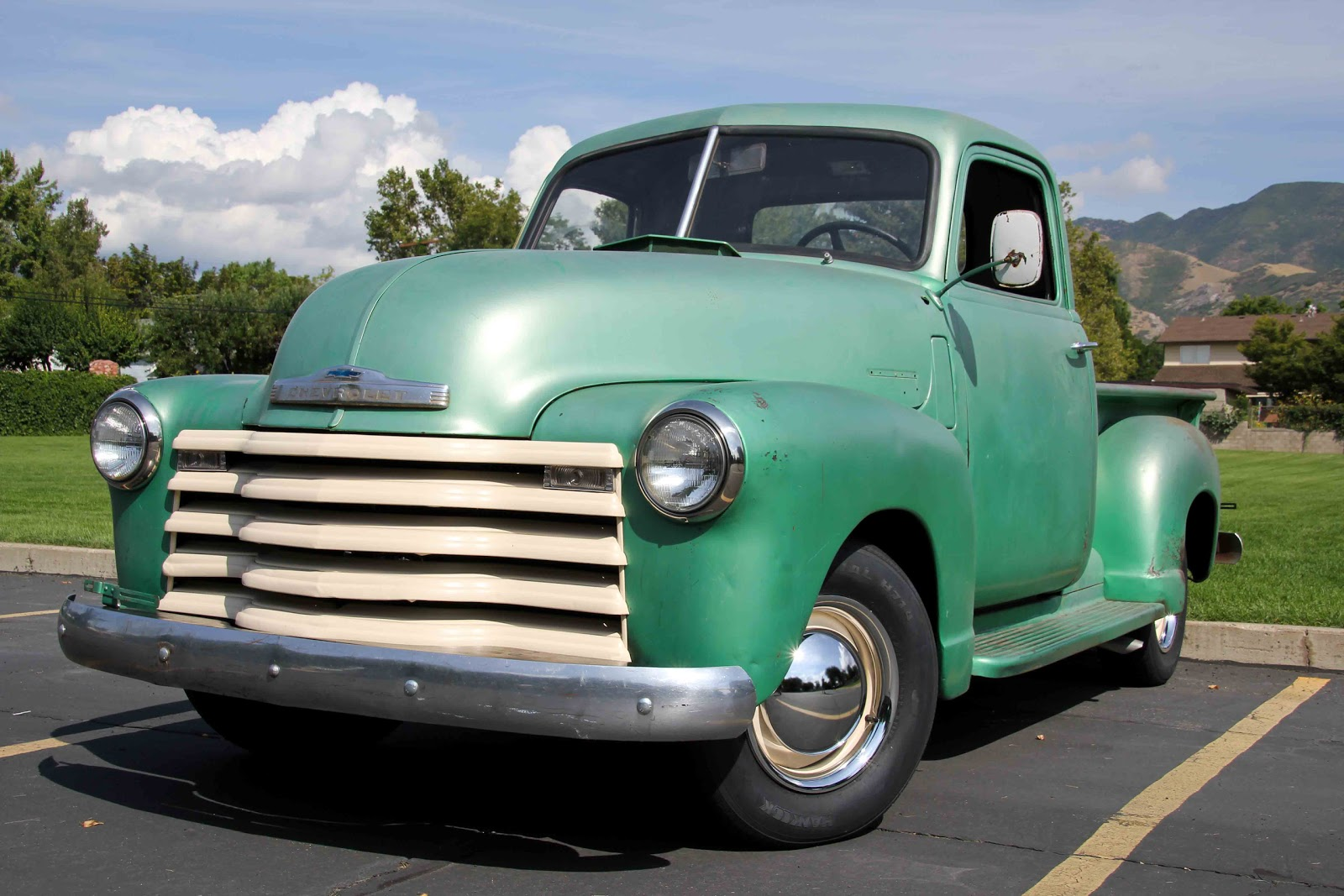 Freedom Machinery & Acc: 1949 Chevrolet 3100 Truck sold