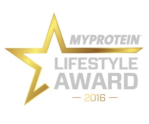 MyProtein Lifestyle Blog Award