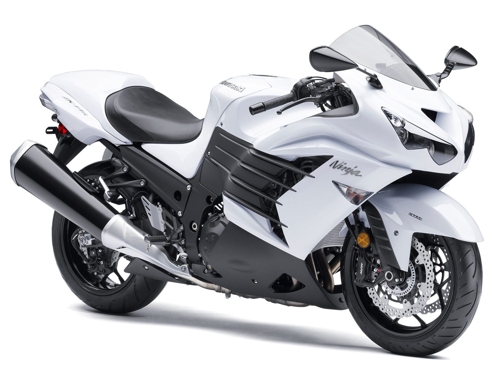 2013 Kawasaki Ninja ZX14R pictures specifications