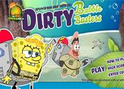 juegos de bob esponja dirty bubble busters