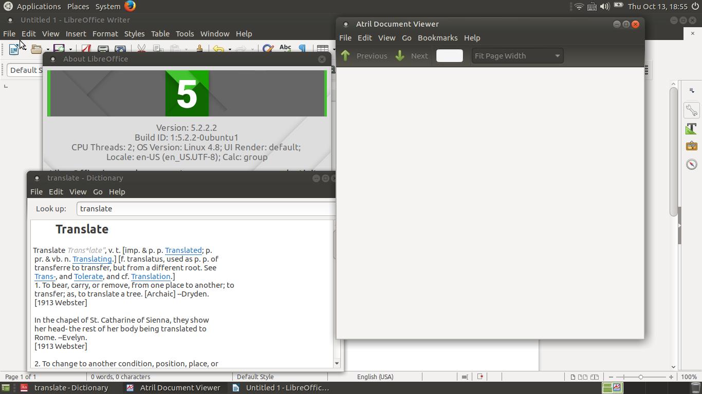 Ubuntu MATE 16 10 - quick screenshot tour - Linux notes from