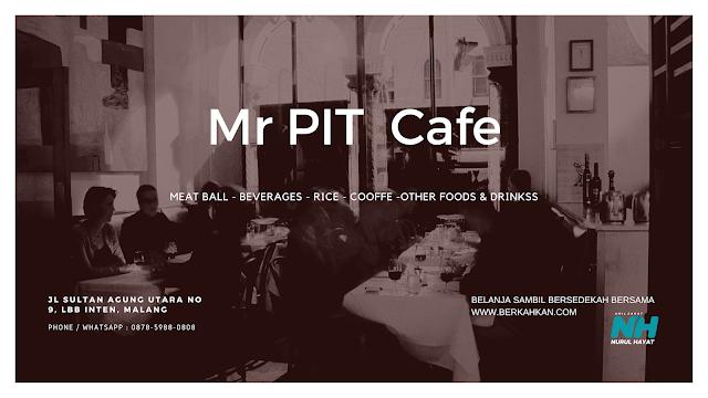 Mr Pit Cafe