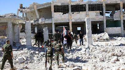 Cerca de 20 igrejas são destruídas com bombardeios na Síria
