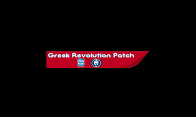 PES 6 GREEK Revolution Patch AIO Season 2018/2019