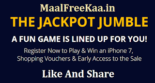Jackpot Win iPhone FREE