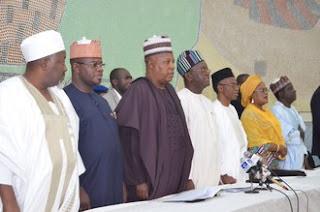 Labaran chikin kasa Nigeria :::  Masu neman mulki a 2019 sun fara ajiye makami da kayan Sojojin bogi - Okereke