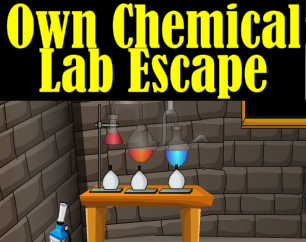 GamesNovel Own Chemical Lab Escape Walkthrough