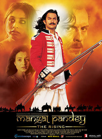 Mangal Pandey 2005 Hindi 720p WEB-DL 1GB