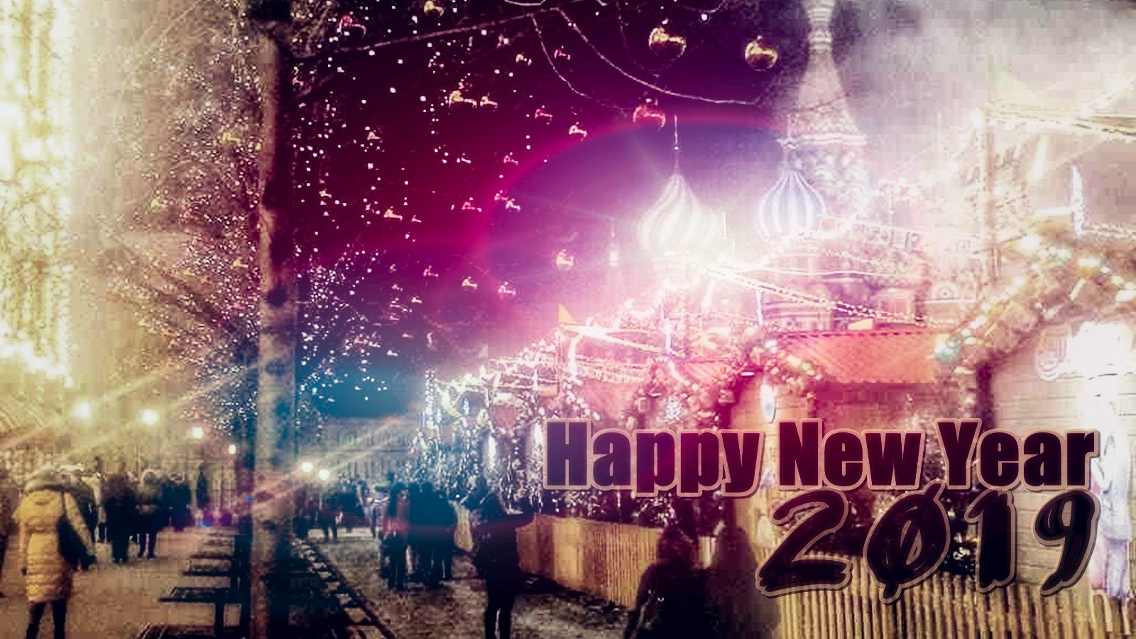 Happy New Year 2019 Hd Image Picture Biz Wallpaper