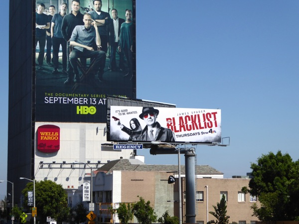 Blacklist season 3 billboard