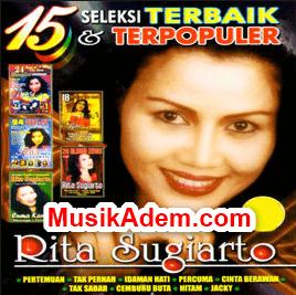 Lagu Rita Sugiarto Mp3 15 Seleksi Terbaik Full Album Gratis