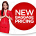 AirAsia New Baggage Pricing