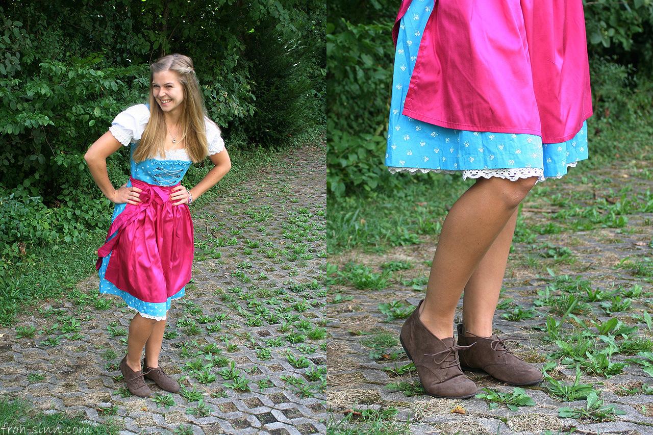 Schuhe Zum Dirndl Flach Beliebte Kurze Kleider