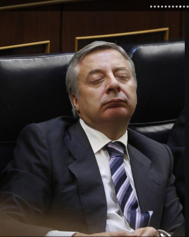 Ministro fatigado